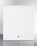 Summit FFAR25L7BI Compact Built-In All-Refrigerator - White
