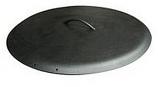 HPC Round Aluminum Fire Pit Cover