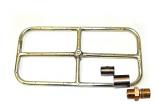 """18"""" x 9"""" Liquid Propane Rectangle Burner, Match Lit Ignition"""