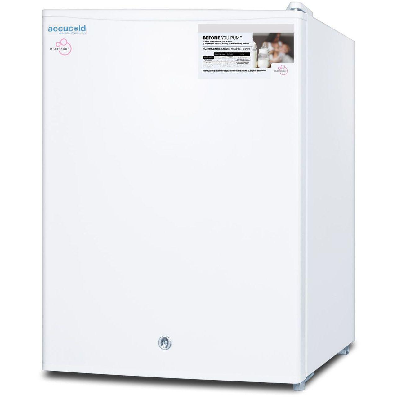 Summit FS30LMC 1.8 Cu Ft Countertop MOMCUBE Breast Milk Freezer