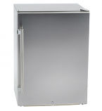 Stainless Steel Outdoor 4.8 Cu Ft Refrigerator
