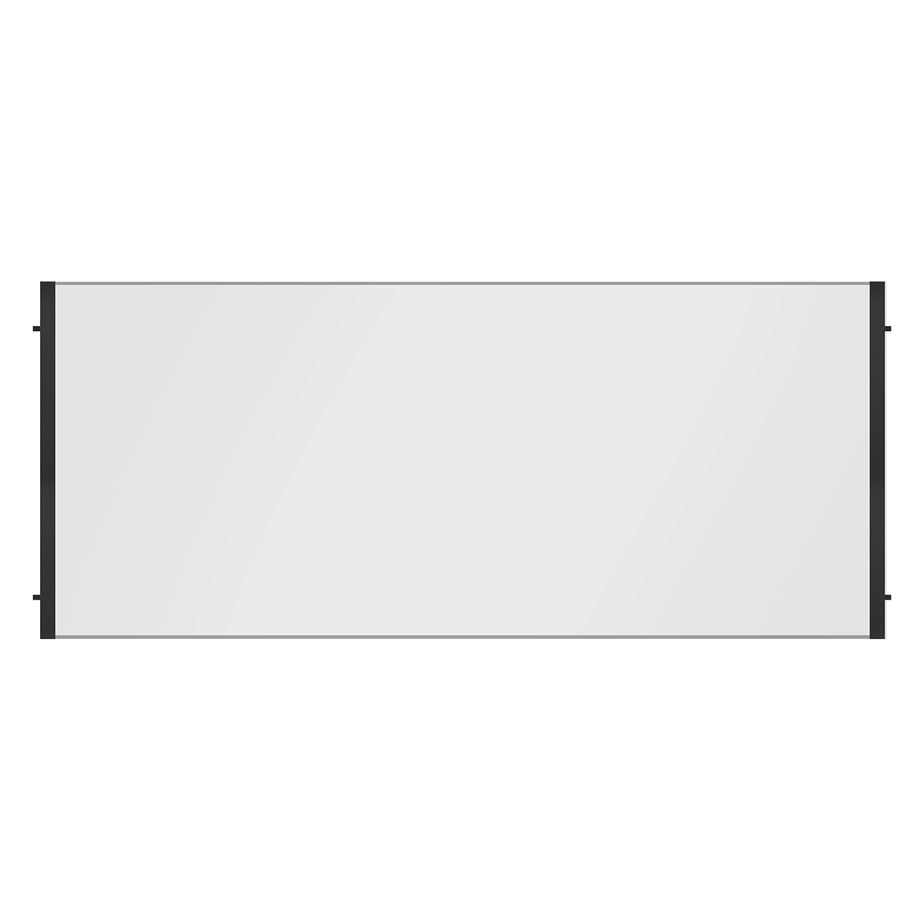 Dimplex GBF1500-GLASS Glass Pane for Opti-Myst Pro 1500 Firebox