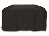 88-inch Polyester Cover for BBQ Grill Carts by Two Dogs
