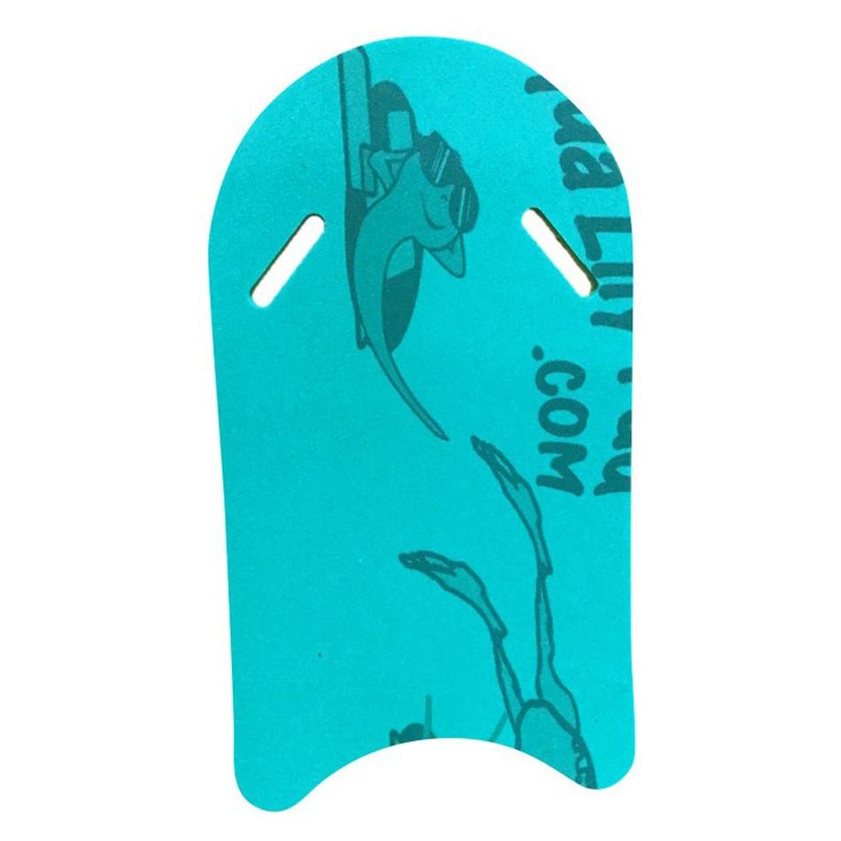 """Aqua Lily Giant Kick Board - 36""""L x 20""""W x 1 3/8"""" T"""