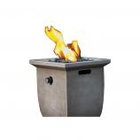 "Endless Summer 15 x 11"" MGO Gas Outdoor Fire Pit"