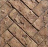HB42RLH 3 Piece Herringbone Refractory Fiber Brick Liner