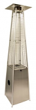 Glass Tube Patio Heater - Stainless Steel