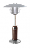 Portable Bronze Body Patio Heater - Stainless Steel