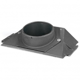 "HomeSaver 6"" UltraPro/Pro Cast-iron Insert Boot"