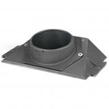 "HomeSaver 8"" UltraPro/Pro Cast-iron Insert Boot"