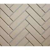 Majestic AMMHB42 Herringbone Molded Brick Panels