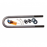 "Hot Water Coil Kit 24"" By Us Stove"
