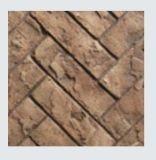 Three Pieces Herringbone Refractory Fiber Brick Liner