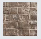 Three Pieces Traditional Refractory Fiber Brick Liner