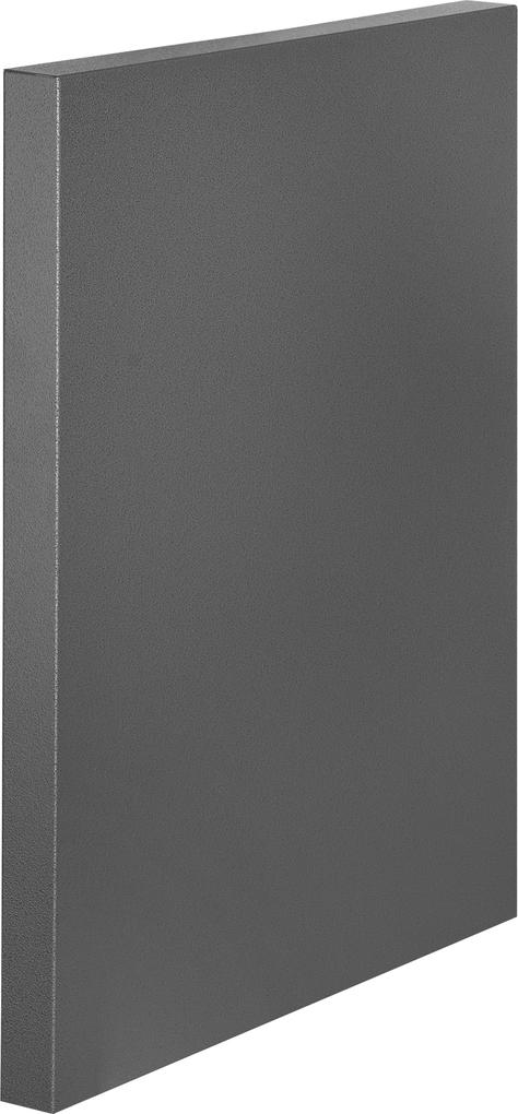 Napoleon Oasis Modular Component Gray End Panel
