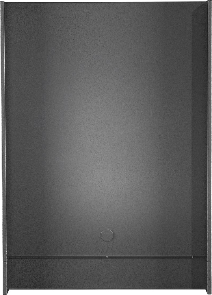 Napoleon Oasis Modular Component Gray Back Panel Enclosure Kit