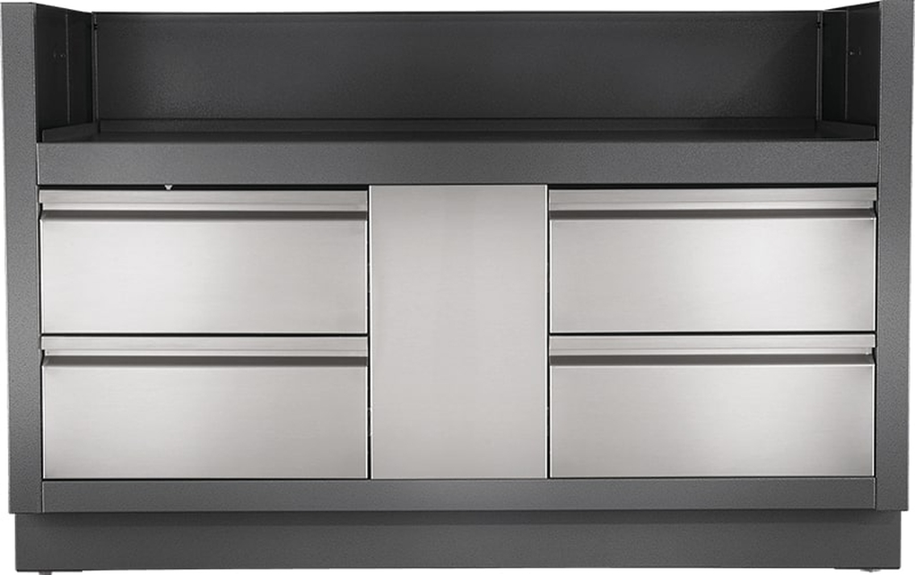 Napoleon Oasis Gray Under Grill Cabinet For BIPRO825