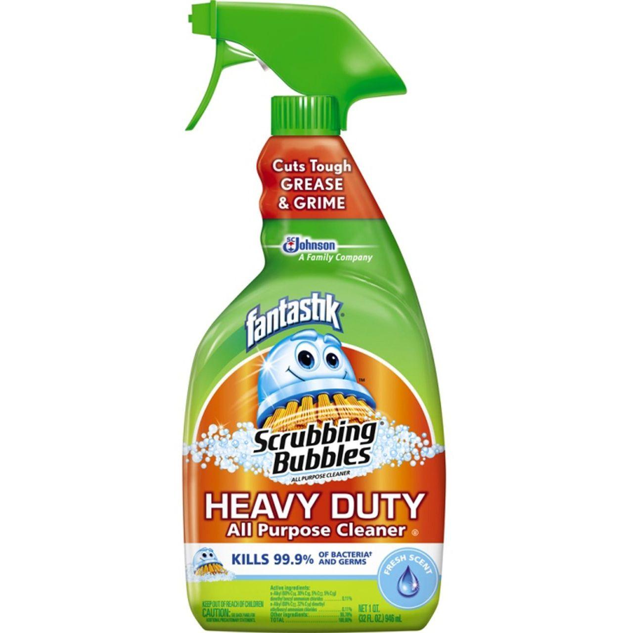 SC Johnson 32 oz Antibacterial All Purpose Cleaner Trigger - 8 Packs