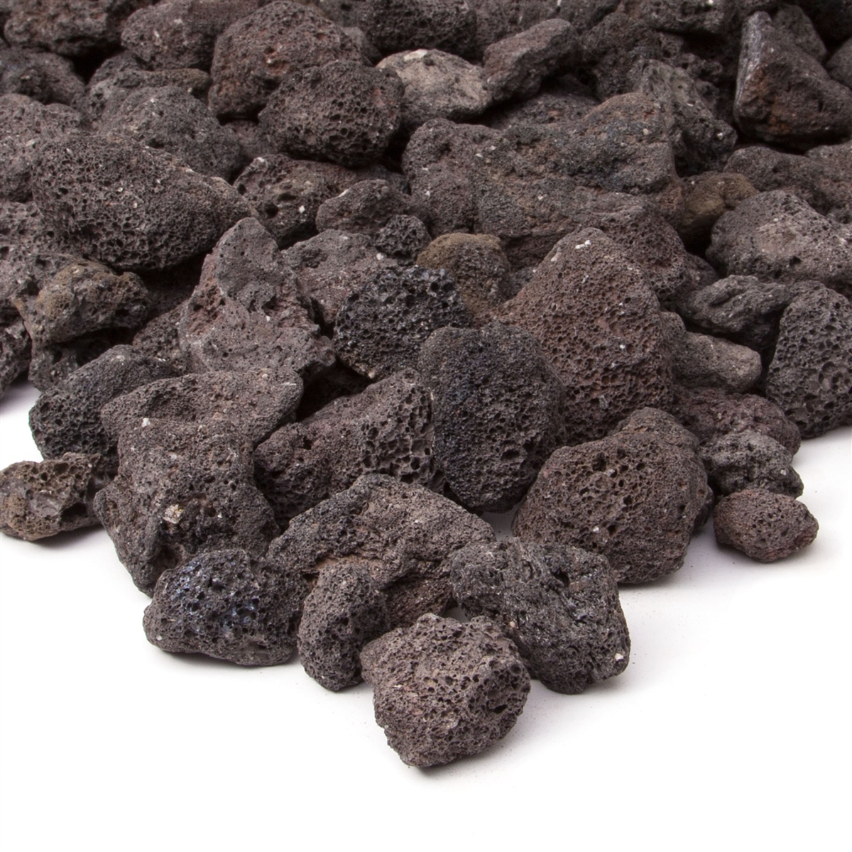 Golden Blount 40 Lbs Lava Rock For Grand Fire Pit
