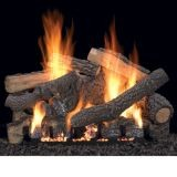 "30"" Ponderosa Vent Free Gas Logs with Variable Control - LP"