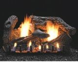 "18"" Super Sassafras Gas Logs with Variable Control - NG"
