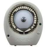 EcoJet 020302 Bob Tabletop Misting Fan in White