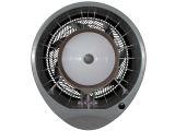 EcoJet 040101 Hurricane Wall Mount Misting Fan in Grey