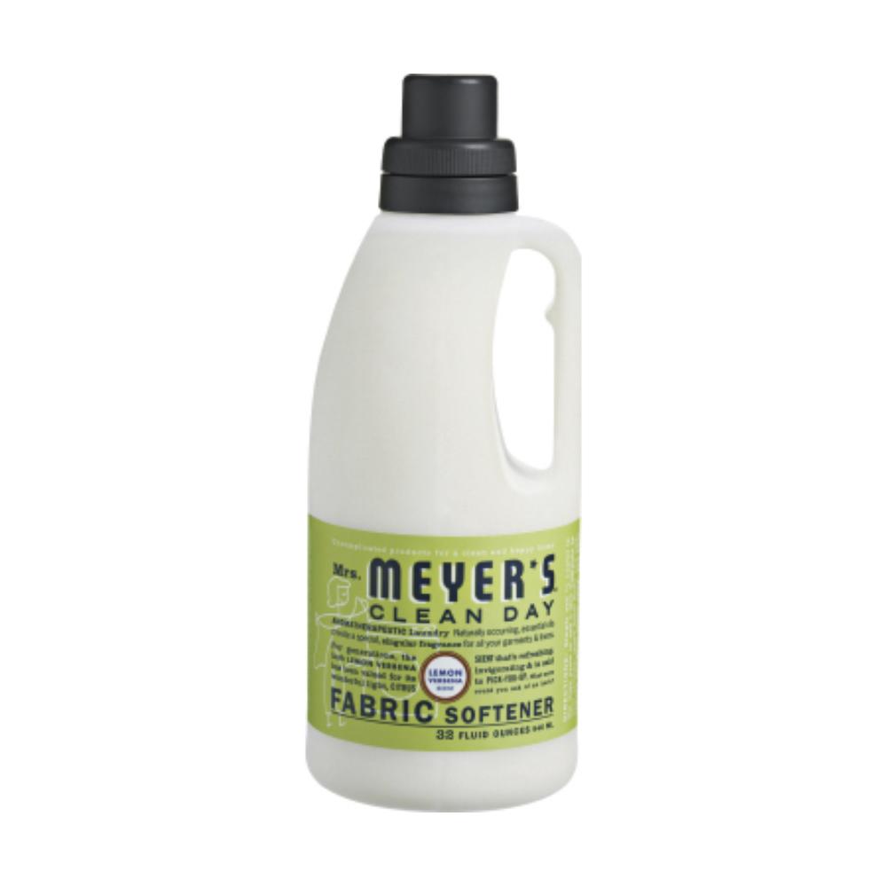 Caldrea 32 oz Lemon Verbena Clean Day Fabric Softener