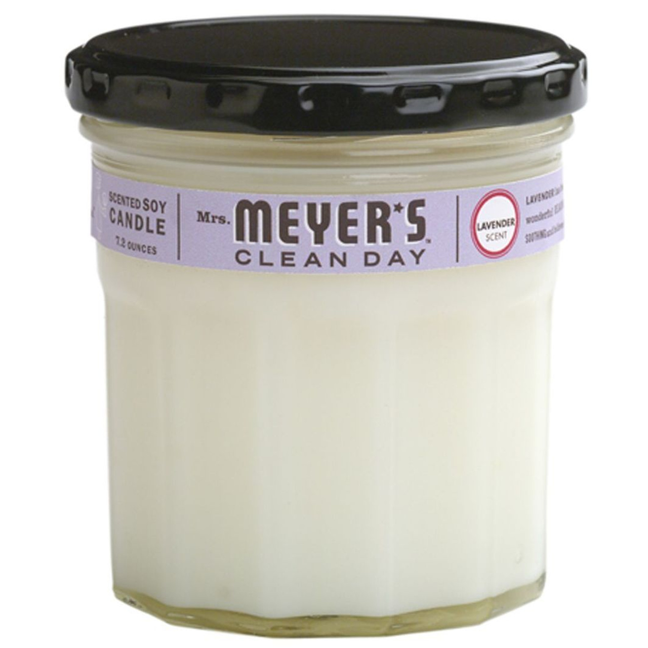 Caldrea 7.2 oz Lavander Clean Day Soy Candle