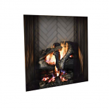 "Majestic ASH42 42"" Ashland Radiant Wood Burning Fireplace"