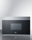Summit MHOTR24SS 24'' Wide Over-the-Range Microwave