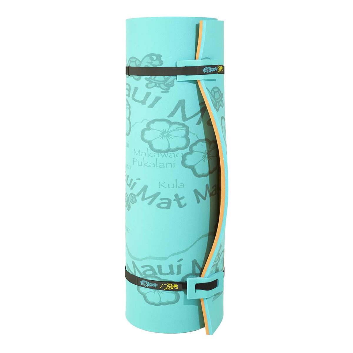 "Aqua Lily Maui Mat Pad - 14' x 6' x 1 3/8"""