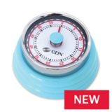 CDN MT4-B Compact Mechanical Timer - Blue