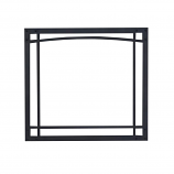 Napoleon SB52D Decorative Black Front with Premium Safety Barrier