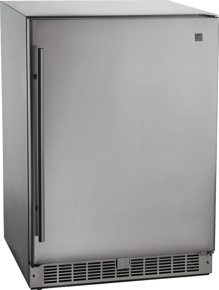 Napoleon Outdoor Rated Stainless Steel Electric Fridge