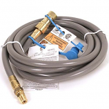 Natural Gas 12 Feet Hose By Az Patio Heaters