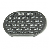 Cast Iron Oval Trivet By Minuteman