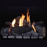 "Empire Outdoor Wildwood 7 Pieces 24"" Refractory Log Set- LOGS ONLY"