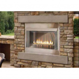 """Empire Outdoor Stainless 42"""" Premium Firebox with Refractory Liner"""