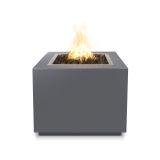 The Outdoor Plus 60'' Form Match Lit Powder Coated Fire Pit - LP