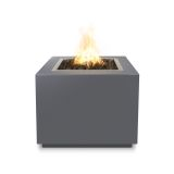 60'' Form Electronic Ignition Powder Coated Fire Pit - LP