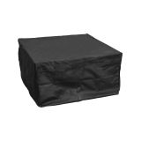 The Outdoor Plus Square Fire Pit Canvas Cover - 30'' x 30''