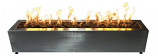Stainless Steel Rectangle Fire Table - LP