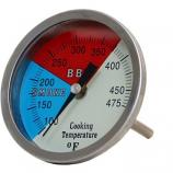 "Old Smokey 3"" Thermometer"