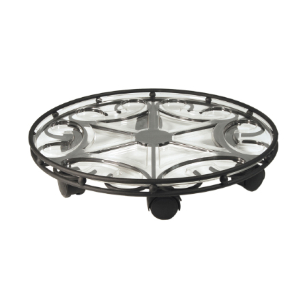 """Universal Protective 21"""" Saucer Caddy Pro"""