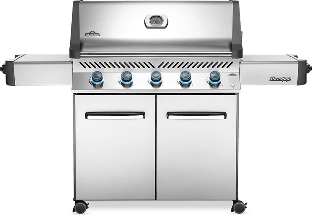 Napoleon Prestige 665 Stainless Steel Gas Grill - NG