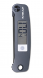 Super Large LCD Thermocouple Smoker BBQ Probe Meat Thermometer, Gray