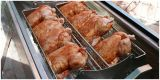 "PigOut Roasters PT00CBL 46"" Rotisserie Basket Set -Pack of 4"