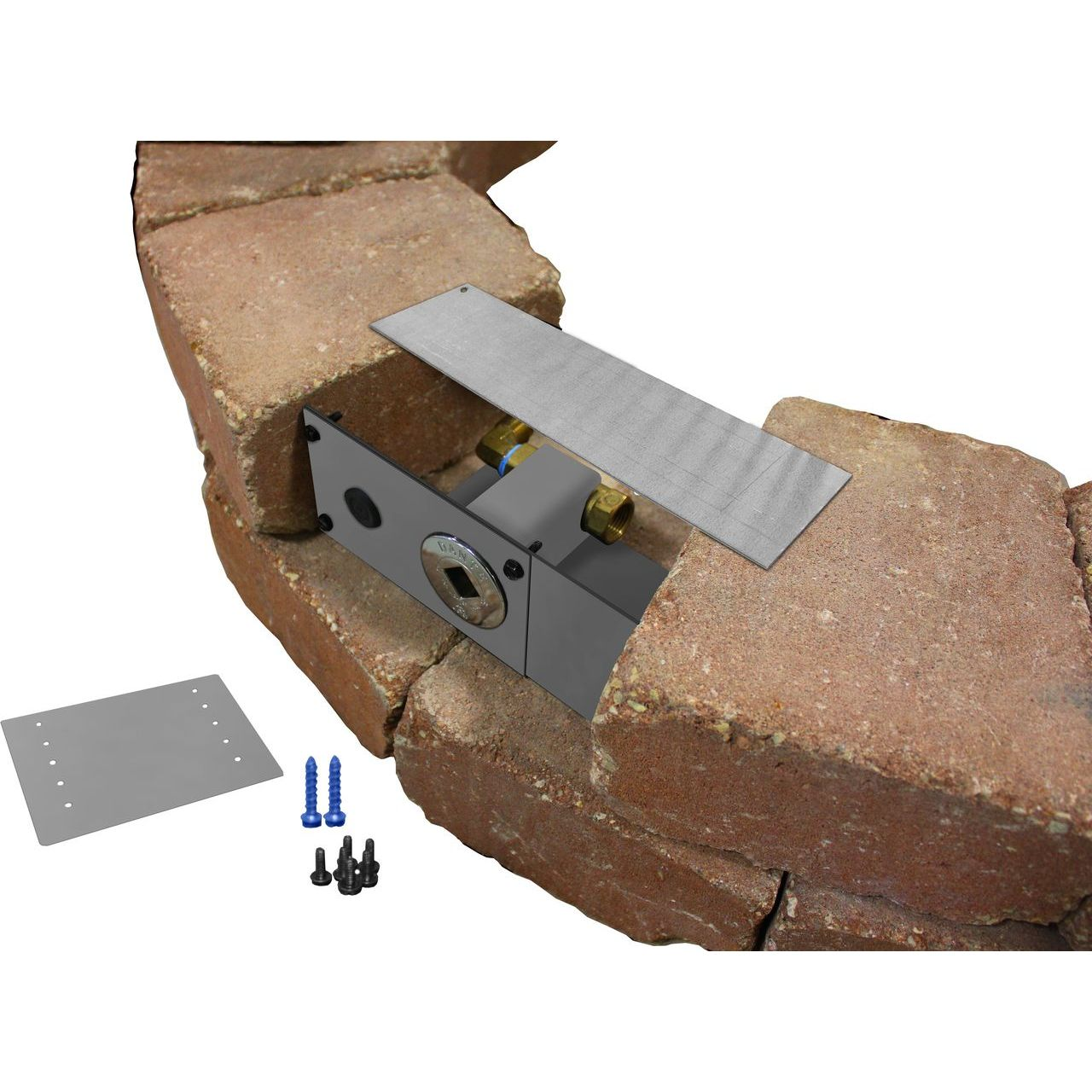 Firegear PAVER-CP-MT Block & Paver Control Panel For MT Burner