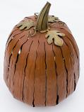 Pumpkin Luminary - Small By Desert Steel
